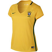 Nike Women's Brazil Replica Home Jersey