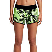 Nike Women's Printed Court Flex Tennis Shorts