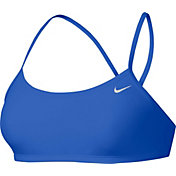 Nike Women's Core Solid Racerback Swimsuit Top