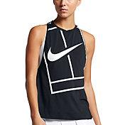 Nike Women's Court Baseline Dry Tennis Tank