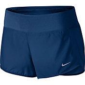 Nike Women's 3'' Dry Crew Running Shorts