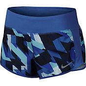 Nike Women's 3'' Dry Geo Groove Crew Printed Running Shorts