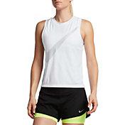 Nike Women's Dry City Graphic Running Tank Top