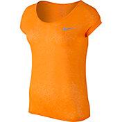 Nike Women's Dri-FIT Cool Breeze Running T-Shirt
