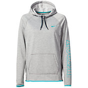 Nike Women's Dry Fleece Just Do It Hoodie