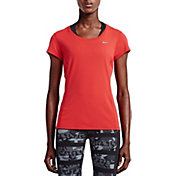 Nike Women's Dri-FIT Contour Running T-Shirt