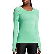 Nike Women's Dri-FIT Knit Long Sleeve Running Shirt
