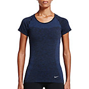 Nike Women's Dri-FIT Knit Running T-Shirt