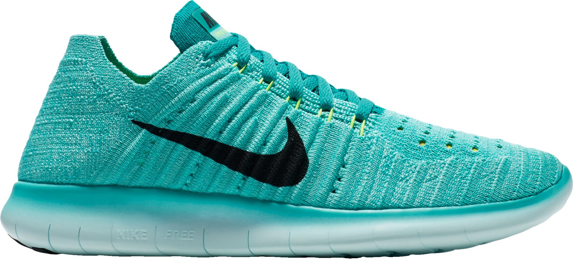 Womens Black And Teal Nike Shoes