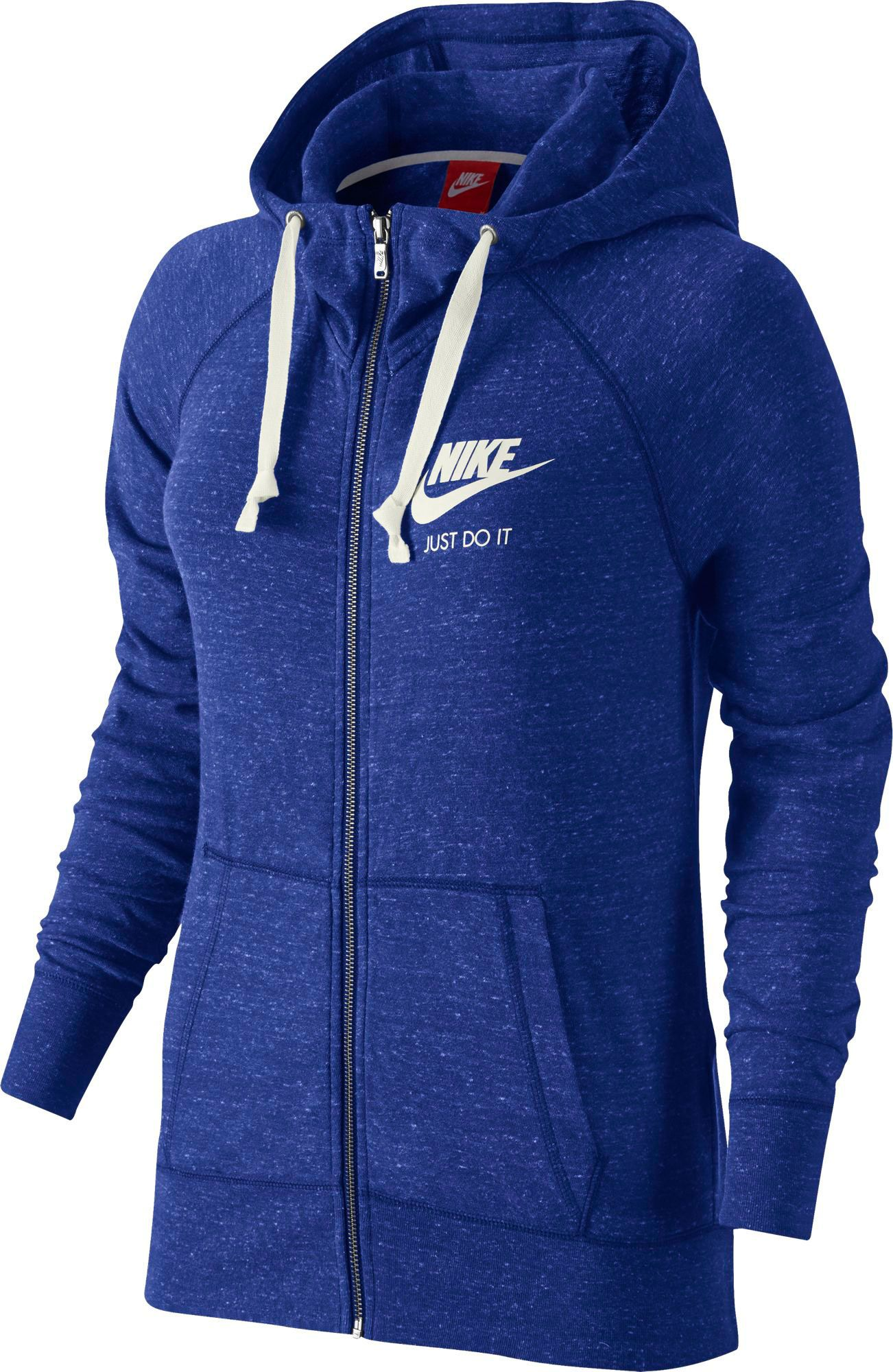 Nike Women's Gym Vintage Full Zip Hoodie | DICK'S Sporting Goods