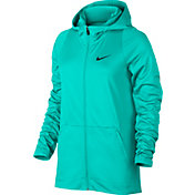 Nike Women's Hyper Elite Full Zip Basketball Hoodie