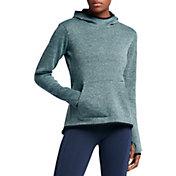Nike Women's Therma Hypernatural Pullover Training Hoodie