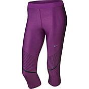 Nike Women's Power Speed Graphic Running Capris