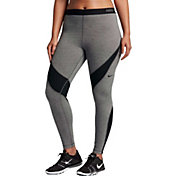 Nike Women's Plus Size Pro HyperWarm Tights