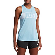 Nike Women's JDI Tomboy Graphic Tank Top