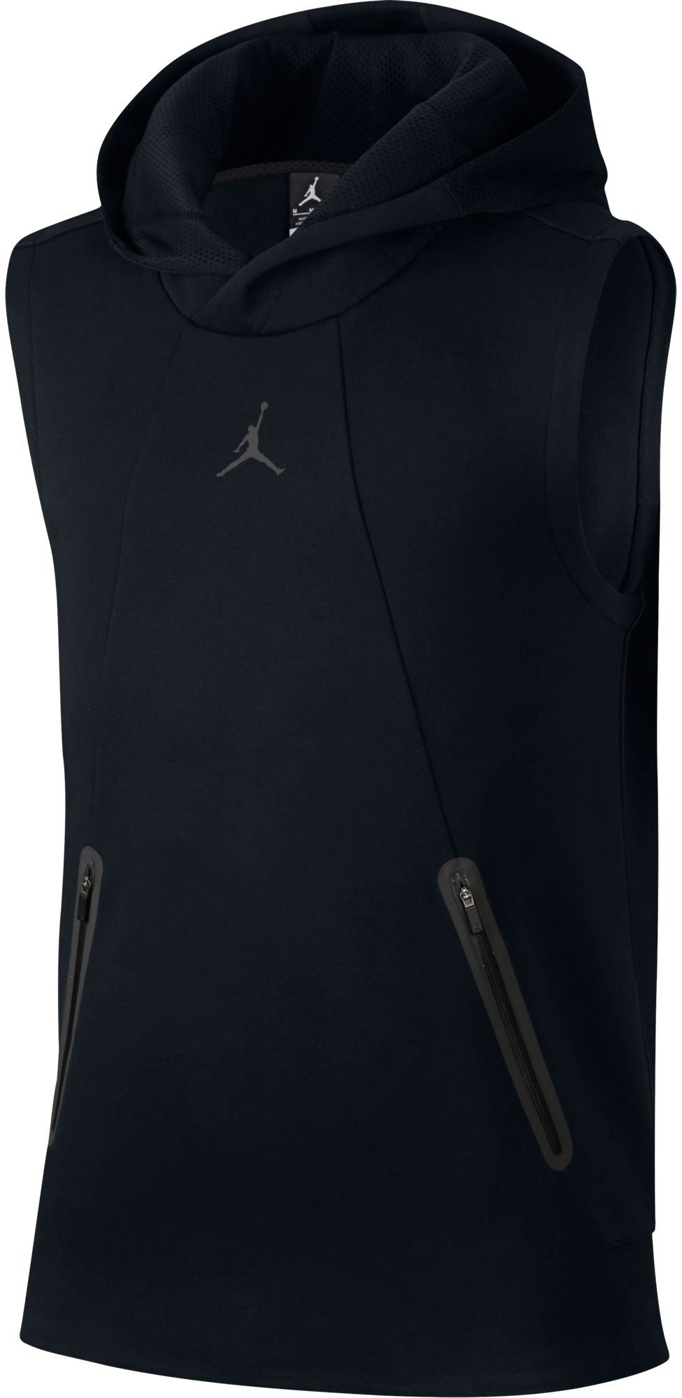 Jordan Men's Air Jordan Lite Fleece Sleeveless Hoodie| DICK'S ...