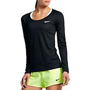 Nike Women's Dry Legend Training Long Sleeve Shirt