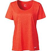 Nike Women's Dry Legend Scoop Veneer T-Shirt
