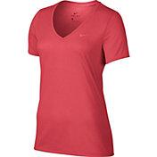 Nike Women's Legend V-Neck T-Shirt