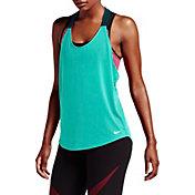 Nike Women's Elevate Just Do It Elastika Tank Top