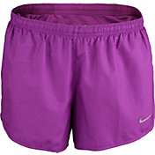 Nike Women's Tempo Modern Embossed Running Shorts