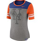 Nike Women's New York Mets Modern Fan Shirt