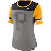 Nike Women's Pittsburgh Pirates Modern Fan Shirt