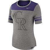 Nike Women's Colorado Rockies Modern Fan Shirt