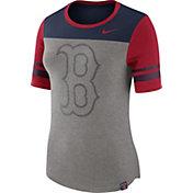 Nike Women's Boston Red Sox Modern Fan Shirt
