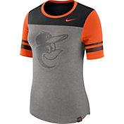Nike Women's Baltimore Orioles Modern Fan Shirt