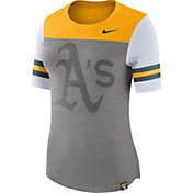 Nike Women's Oakland Athletics Modern Fan Shirt