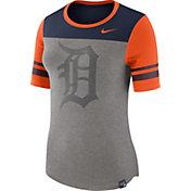 Nike Women's Detroit Tigers Modern Fan Shirt