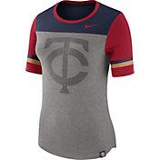 Nike Women's Minnesota Twins Modern Fan Shirt