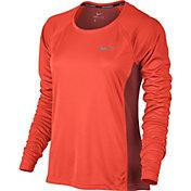 Nike Women's Dry Miler Long Sleeve Running Shirt