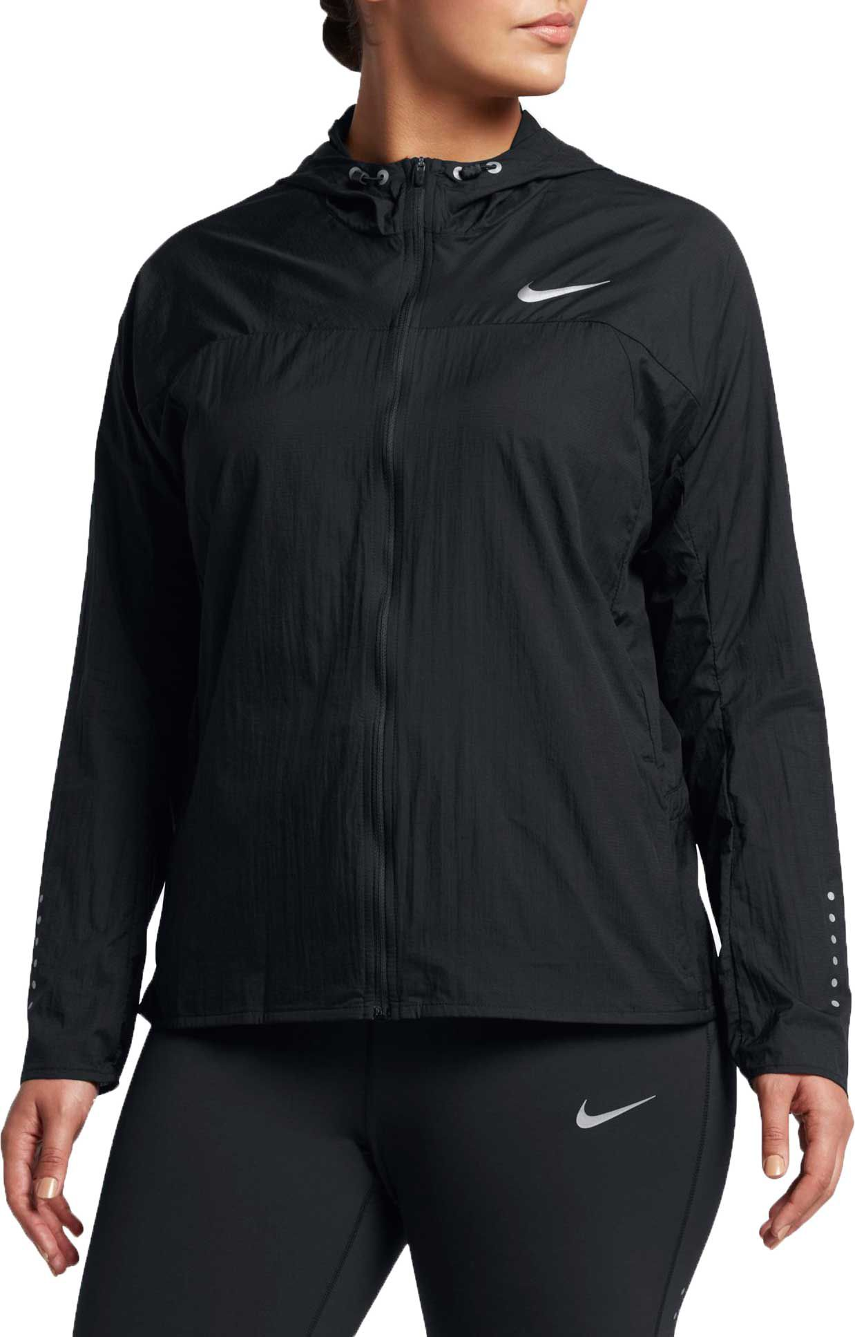 nike windbreaker jacket for women