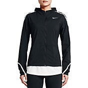 Nike Women's Shield Impossibly Light Running Jacket