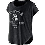 Nike Women's UCF Knights Gameday Signal Black Tri-Blend T-Shirt