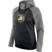 Nike Women's Army West Point Black Knights Tailgate All Time Performance Grey/Army Black Hoodie