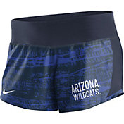 Nike Women's Arizona Wildcats Navy Crew Performance Shorts