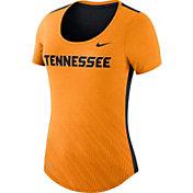 Nike Women's Tennessee Volunteers Tennessee Orange Dri-Blend Scoop Neck T-Shirt