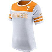 Nike Women's Tennessee Volunteers White/Tennessee Orange Modern Fan T-Shirt