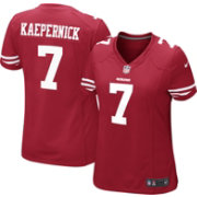 Nike Women's Home Game Jersey San Francisco 49ers Colin Kaepernick #7