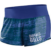Nike Women's Buffalo Bills Crew Blue Performance Shorts