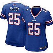 Nike Women's Home Game Jersey Buffalo Bills LeSean McCoy #25