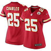 Nike Women's Home Limited Jersey Kansas City Chiefs Jamaal Charles #25