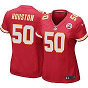 Nike Women's Home Game Kansas City Chiefs Justin Houston #50 Jersey