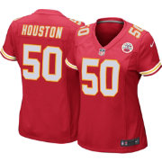 Nike Women's Home Game Kansas City Chiefs Justin Houston #50 Jersey