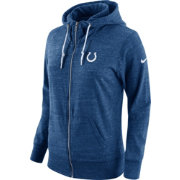 Nike Women's Indianapolis Colts Tailgate Vintage Blue Full-Zip Hoodie