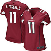 Nike Women's Home Game Jersey Arizona Cardinals Larry Fitzgerald #11