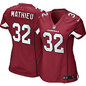 Nike Women's Home Game Jersey Arizona Cardinals Tyrann Mathieu #32